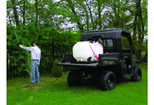 150L Silver Selection skid mount sprayer