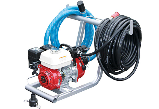 Fire Fighting Pumps & Accessories