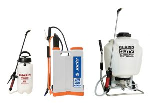 Commerical & Industrial Backpack Sprayers
