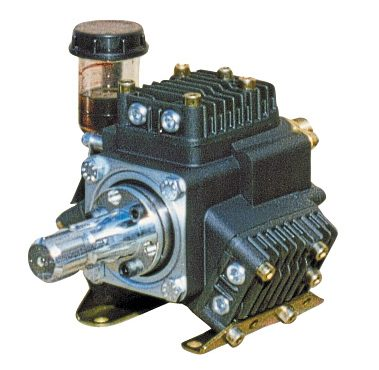 Bertolini PA330 pump with spline shaft