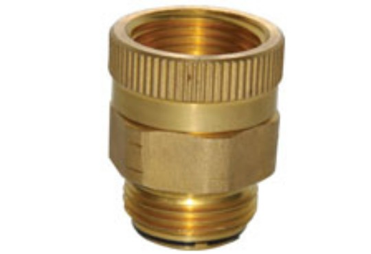 1 inch BSPM to 1 inch BSPF brass swivel