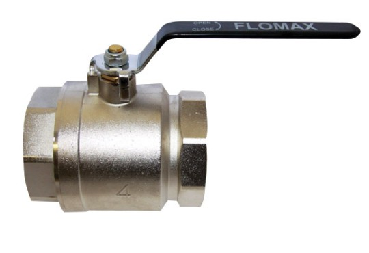 100mm 4 inch lever Ball valve fire fight