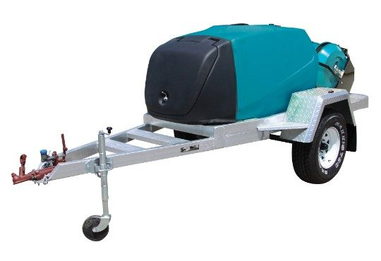 1100L Spray Trailer | Road Registerable
