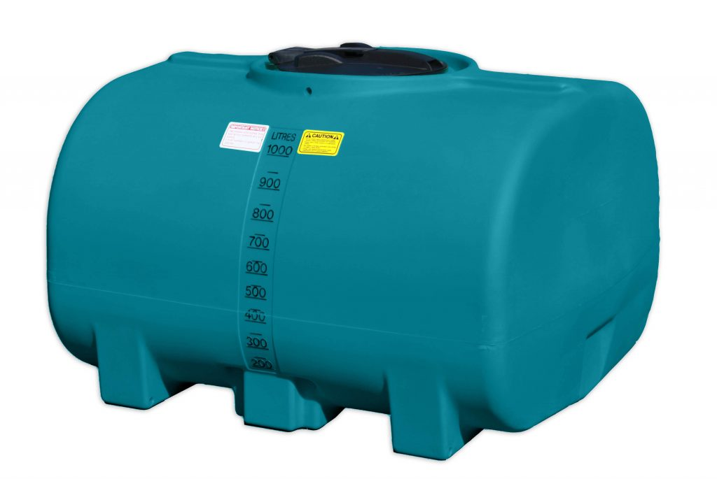1000L Active water cartage tank