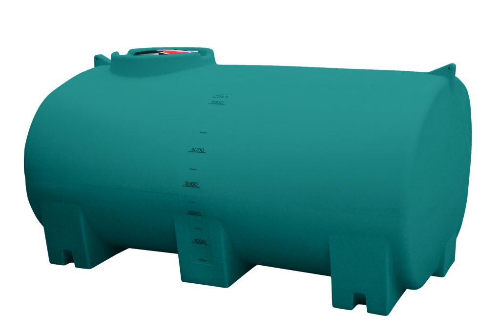 5000L Active water cartage tank