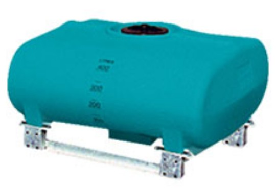 400L Active low profile spray tank