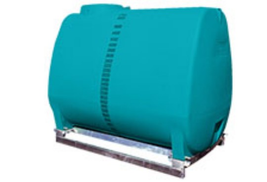 4800L Active high profile spray tank