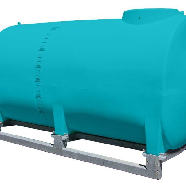 6000L Hi profile spray tank