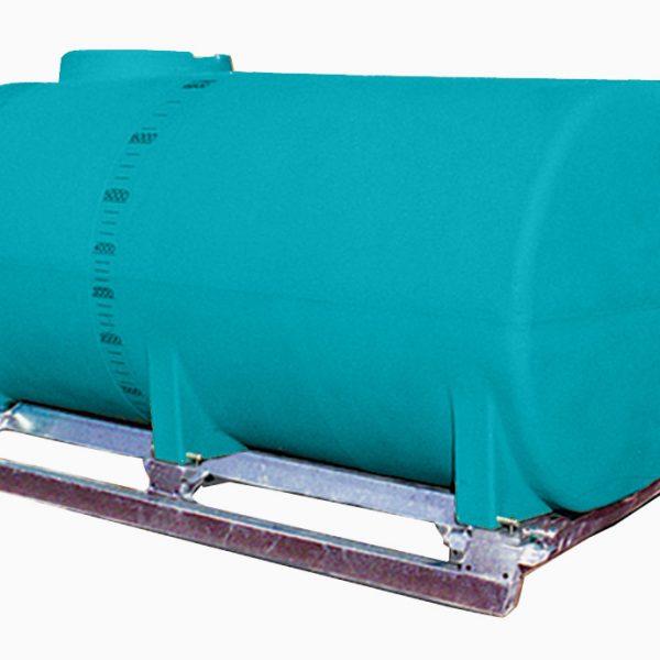 7000L Active pin mount spray tank