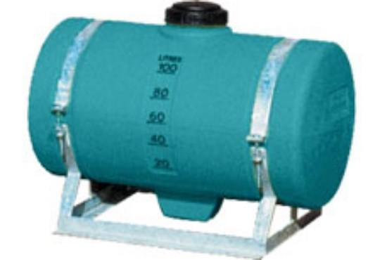 100L Active strap mount spray tank
