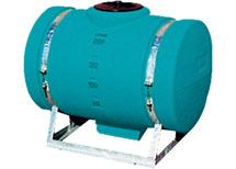 200L Active strap mount spray tank