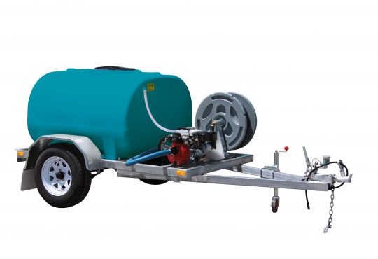 1000L Fire Marshal Trailer -Registerable