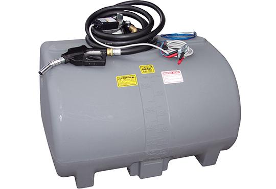 Active 1500-5000L Diesel Refuelling units