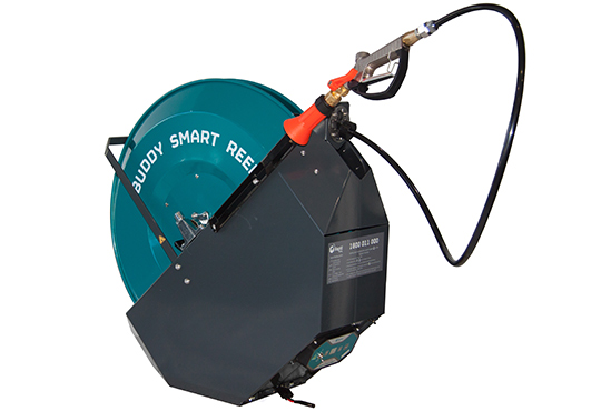 Buddy Remote Controlled Hose Reels