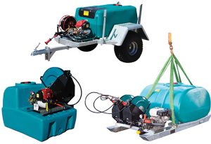 UTV Sprayers, Field Sprayers & Trailers