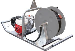 Fire Fighting Pump Skids