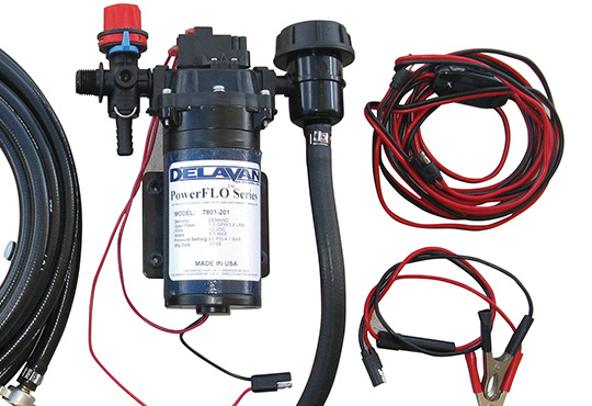 12V Pumps, parts & accessories