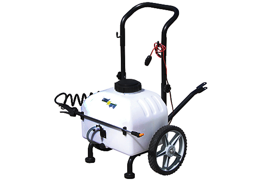 Master Gardener Trolley Sprayer Parts