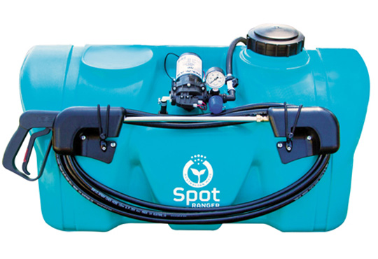 Spot Ranger Sprayers & Trailers