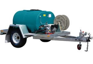 Watering & Dust Suppression Trailers