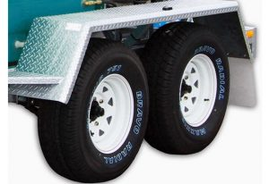 Wheels - Tyres - Couplings