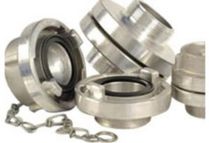 Storz fitting kit for fire/wash down kit