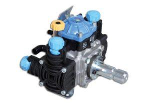 Bertolini Poly 2020 VF pump - With Spline Shaft