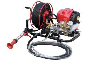 Commando Pump Skid   12L/min   Honda GX35 Motor