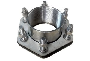 4 inch stainless steel Croc-loc fitting