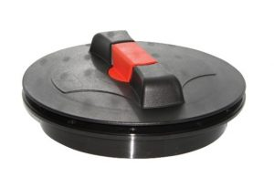 250mm screw lid complete with rim