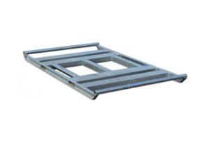 Steel frame for 3000L/4800L free standing tanks