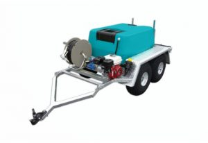 400 litre single ATV trailer sprayer