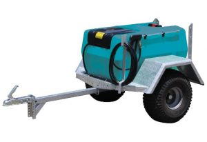 200 litre single axle ATV trailer