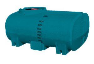 2000L Aqua-V water cartage tank