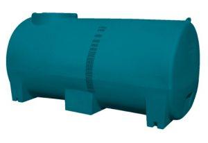 4400L Aqua-V water cartage tank