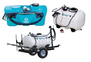 12 Volt Spot Sprayers & Trailers