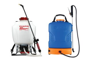 Lithium Ion Battery Backpack Sprayers