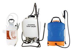 Hand & Backpack Sprayers