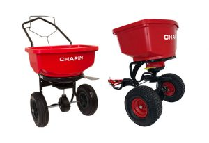 Tow Behind & Push Spreader
