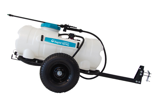 57L RapidLine Eco Trailer Sprayer - 1.2m Boom Spray