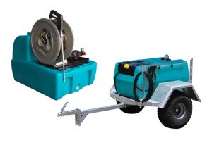 12V UTV, ATV Trailer & Field Sprayers