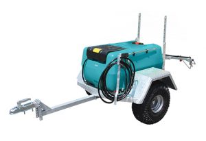 200L FarmMax Electric ATV Trailer Sprayer | Versatile