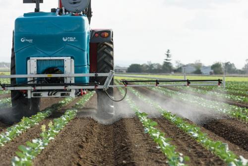 FieldLink 3 point linkage sprayer - Lockyer Valley Horticulture